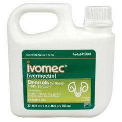 Ivomec Sheep Drench, 960ml - Peazz Pet