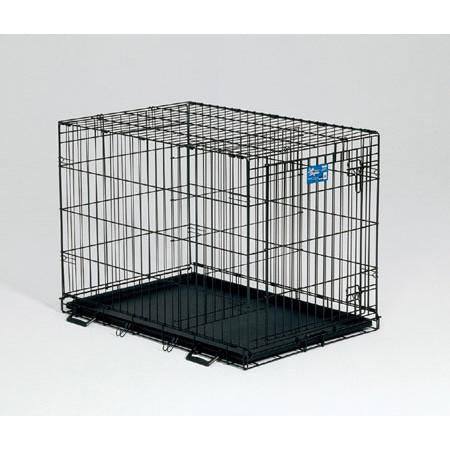 Midwest Metal Midwest Life Stages Dog Crate Ls-1624 24 L ...