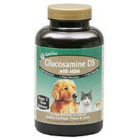 NaturVet Glucosamine DS With MSM & Chondroitin, Stage 2 Max Formula, 60 Chewable Tablets - Peazz Pet