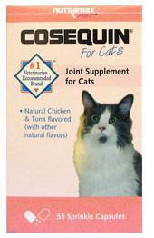 Cosequin for Cats, 55 Sprinkle Capsules - Peazz Pet