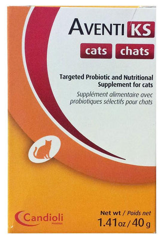 Aventi KS Powder Kidney Support For Cats, 40gm - Peazz Pet