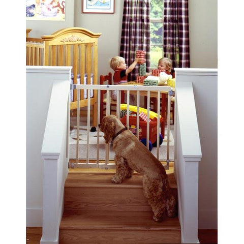 North States Stairway Swing Gate NS4630 - Peazz Pet