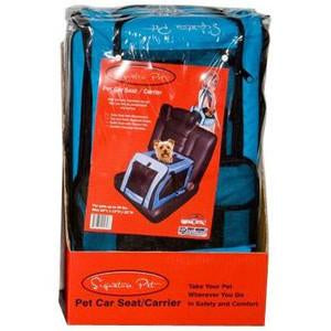 Pet Gear SP1020BASH Signature Pet Car Seat Carrier (Set of 4) - Peazz Pet