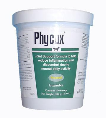 Phycox Granules For Dogs, 480g (120 Scoops) - Peazz Pet