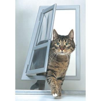 Ideal Pet Doors Pet Screen Passage Small (PPSD) - Peazz Pet