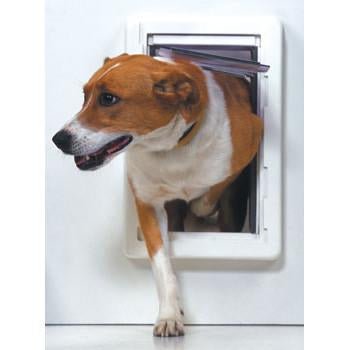 Ideal Pet Doors Ruff Weather Pet Door Medium (RWMPD) - Peazz Pet