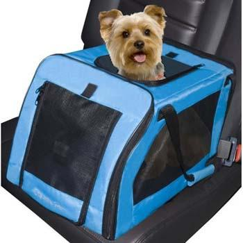 Pet Gear Signature Pet Car Seat / Carrier (SP1020BA) - Peazz Pet