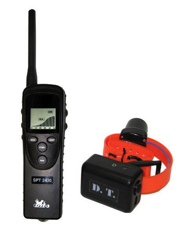 D.T. Systems Super Pro e-Lite 1.3 Mile Remote Trainer with Beeper SPT-2430 - Peazz Pet