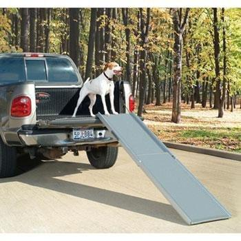 Solvit 62320 Deluxe XL Telescoping Pet Ramp - Peazz Pet