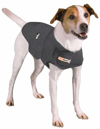 Thundershirt for Dogs 10-18 Pounds - Peazz Pet