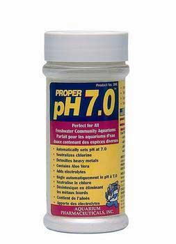 Proper Ph 7.0 250gm (treats 200gal) (36C) - Peazz Pet