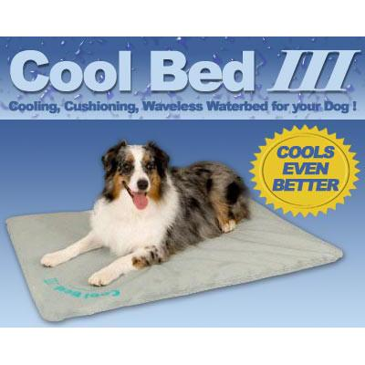 "K&H Manufacturing Cool Bed III Thermoregulating Pet Bed Medium 22"" X 32"" (KH1710-III) - Peazz Pet"