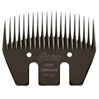 Oster Goat Tooth Comb - Black 3 X 20  (78554-056)