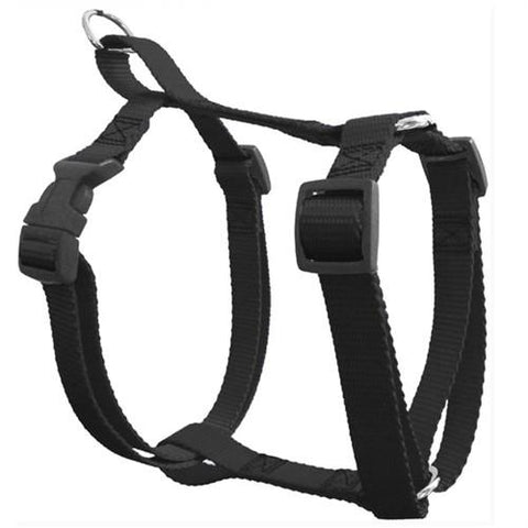 Majestic Pet Products 20in - 28in Harness Black, Lrg 40 - 120 lbs Dog By Majestic Pet Products - Peazz Pet