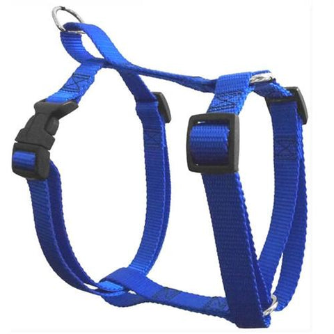 Majestic Pet Products 20in - 28in Harness Blue,  Lrg 40 - 120 lbs Dog By Majestic Pet Products - Peazz Pet