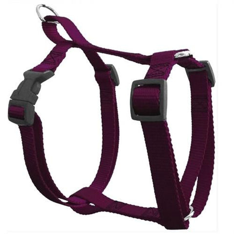 Majestic Pet Products 20in - 28in Harness Burgundy,  Lrg 40 - 120 lbs Dog By Majestic Pet Products - Peazz Pet