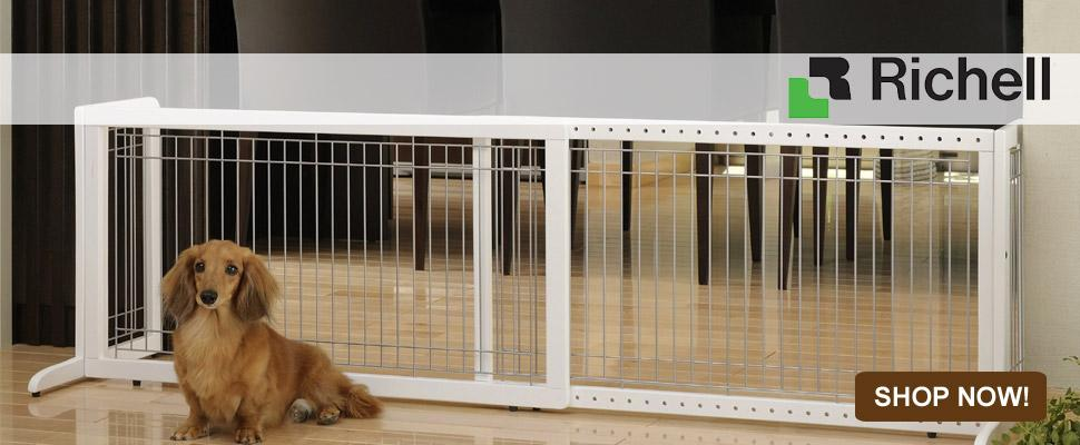Richell Pet Gates On Sale