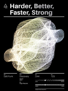Daft Punk: Harder, Better, Faster, Strong