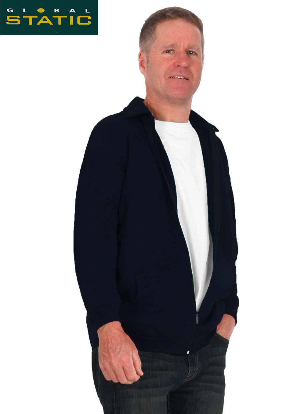 Full Zip Jacket (3XL — 6XL)