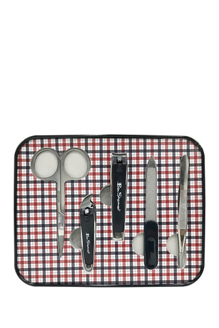 Ben Sherman Nail Grooming Set