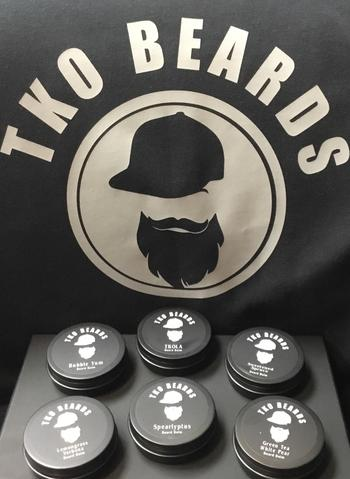 TKO Beards Balm