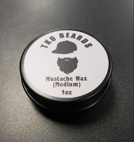 Tko Beards(Medium)Mustache Wax