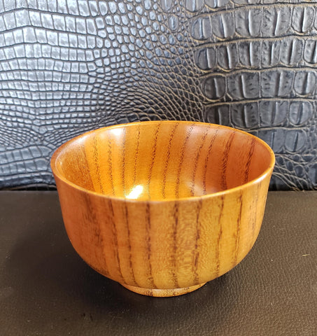 Wooden Shave Bowl