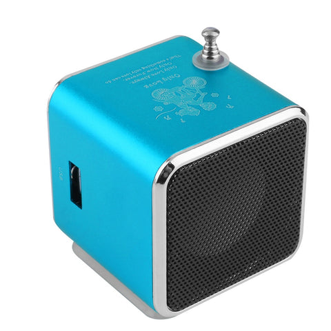 Image of Portable Micro USB Mini Speaker