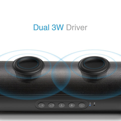 Mini Bluetooth Portable Column Speaker