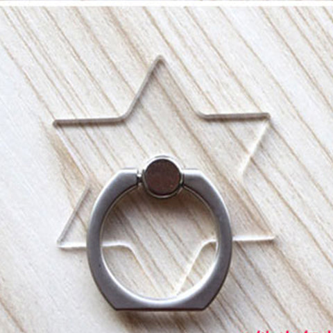 Image of Finger Ring Mobile Phone Stand Holder