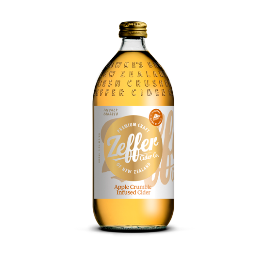 Zeffer Apple Crumble Cider 1L