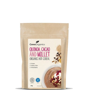 Ceres Organic Quinoa Cacao and Millet