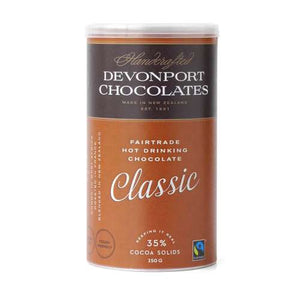 Devonport Fairtrade Hot Chocolate Mix, Classic