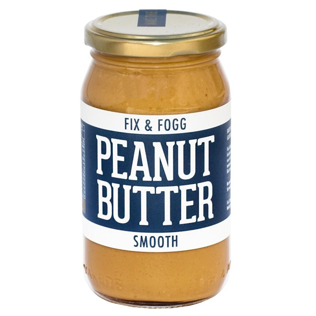 Fix & Fogg Peanut Butter Smooth 375g