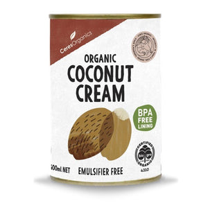 Ceres Organics Coconut Cream 400ml