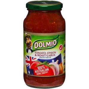 Dolmio Tomato Onion Garlic 500g