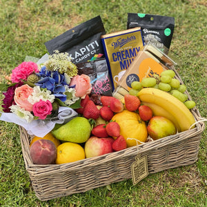 The Delightful Week Fruit Basket