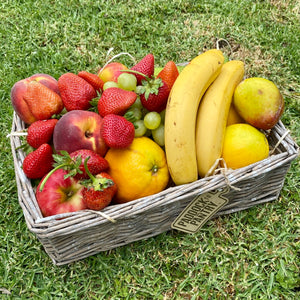 Fresh Fruit Basket delivered in Auckland