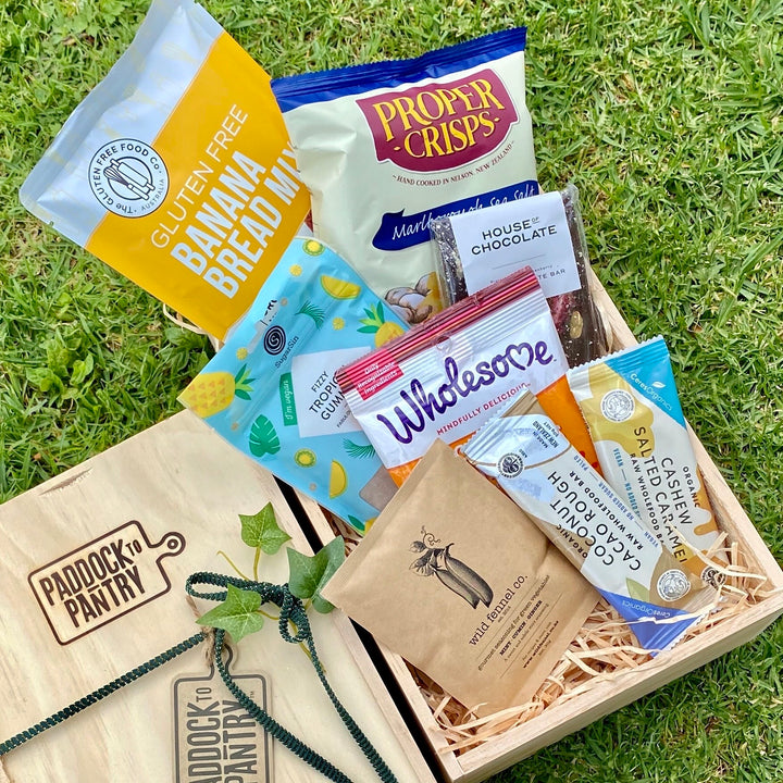 Gift Hampers Paddock To Pantry
