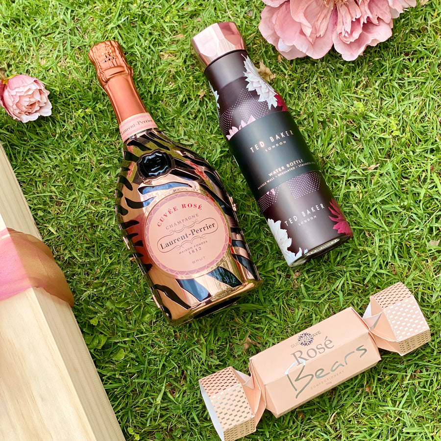 Ted Baker & Laurent-Perrier make for a great gift