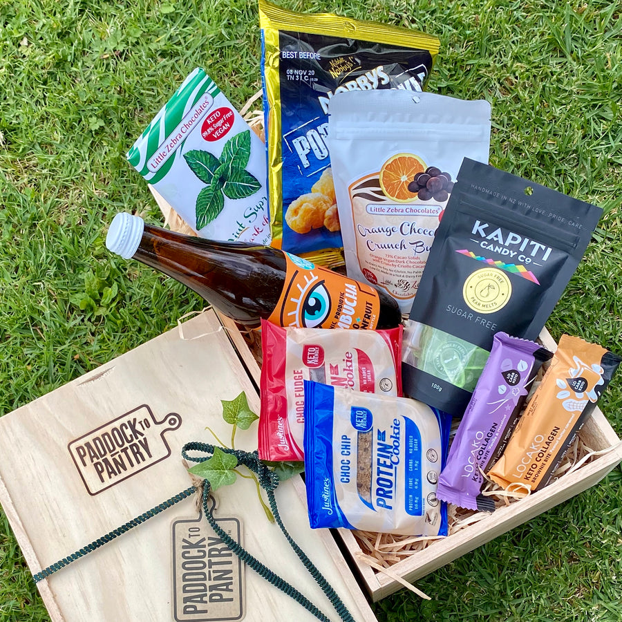 The Keto Gift Basket