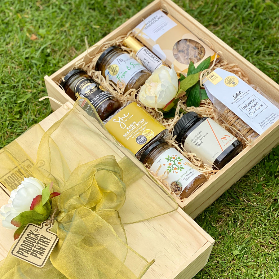 Best Of NZ Gift Basket. Free Delivery NZ wide