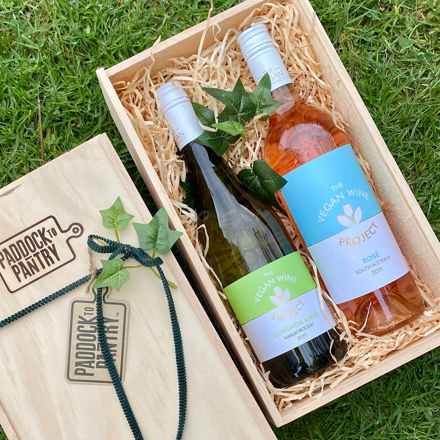 Vegan Wine Hamper