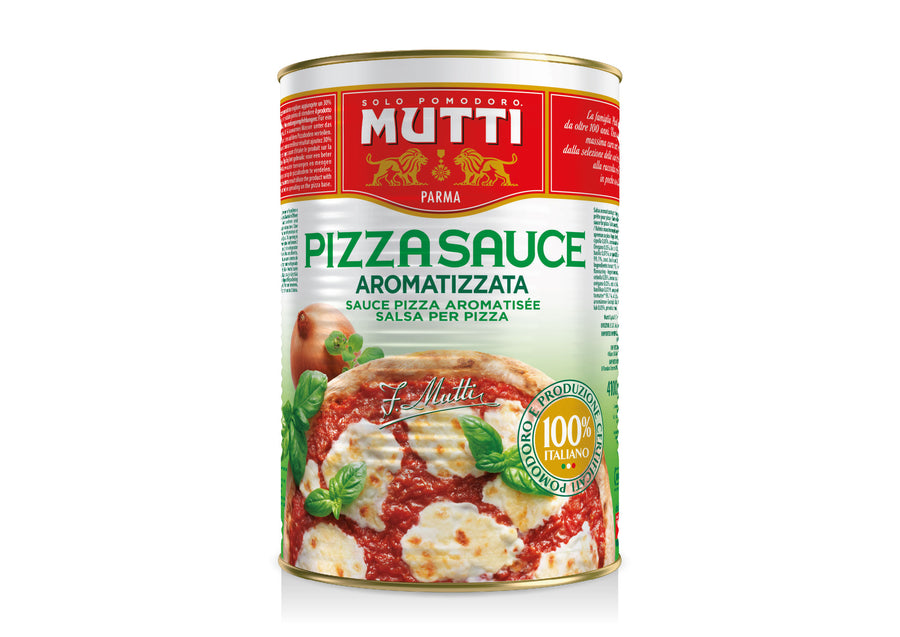 Mutti Pizza Sauce Twin Pack