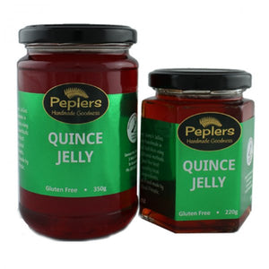 Peplers Quince Jelly 220g