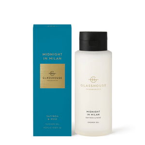 Glasshouse Fragrances NZ - Midnight In Milan Shower Gel