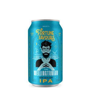 Fortune Favours The Wellingtonian IPA 6 Pack
