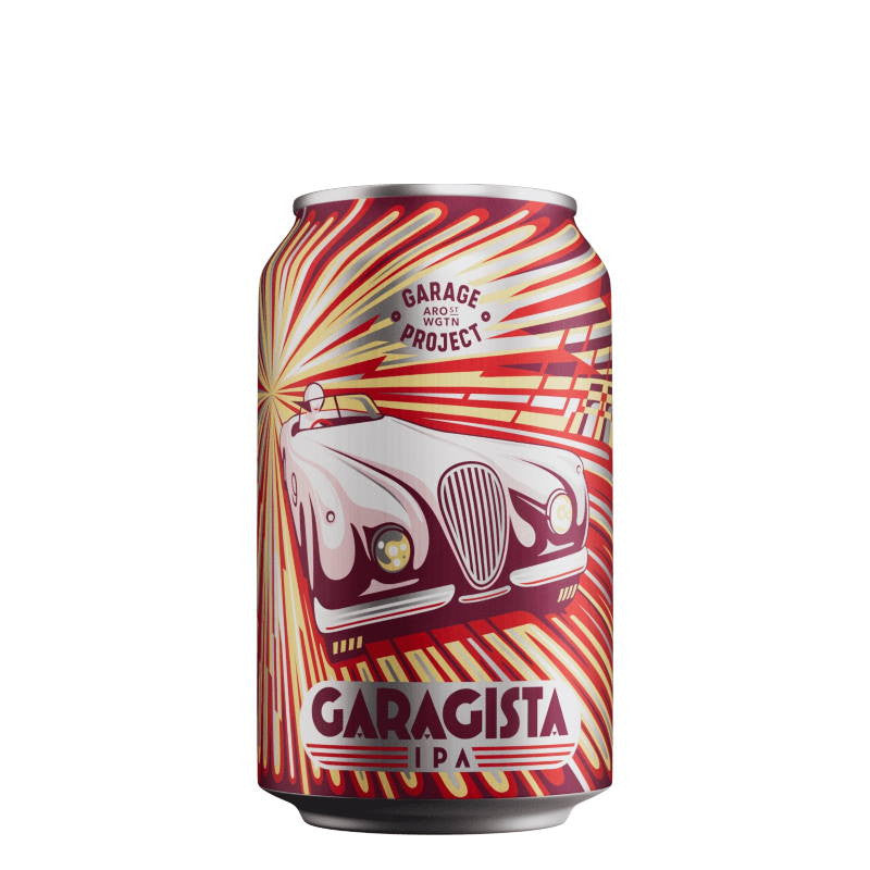 Garage Project Garagista IPA 6 Pack
