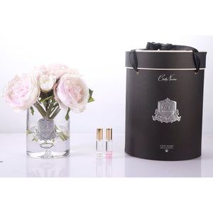 Côte Noire Luxury Range Peonies and Hydrangeas - Blush Pink