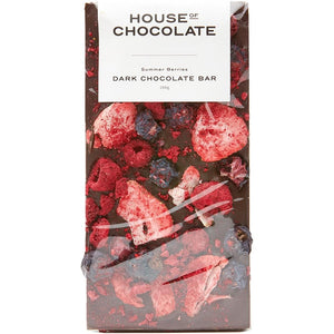 House Of Chocolate - Dark Chocolate Summer Berries